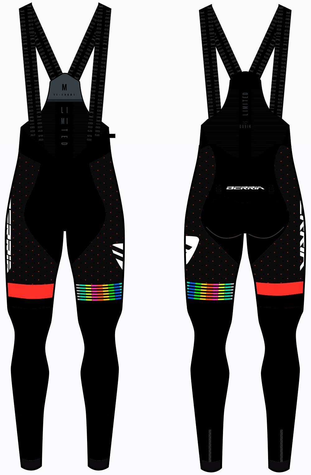 En TodoMountainBike: Berria Bike amplía su equipación oficial con las prendas de invierno