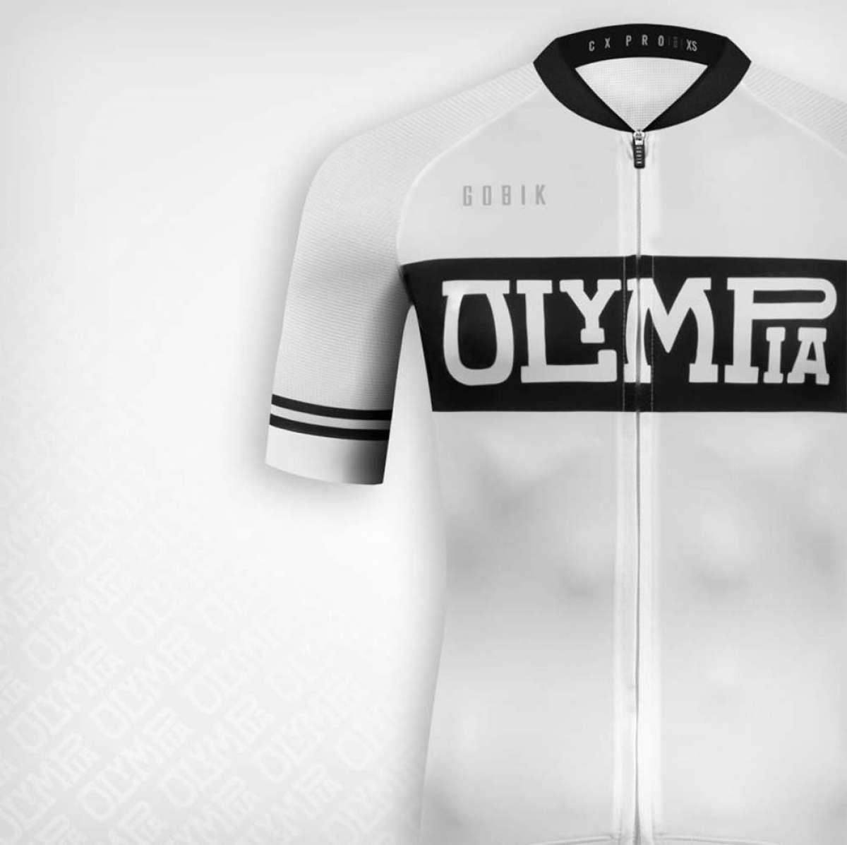 En TodoMountainBike: Olympia lanza una réplica de su primera equipación con motivo del 125 aniversario de la marca