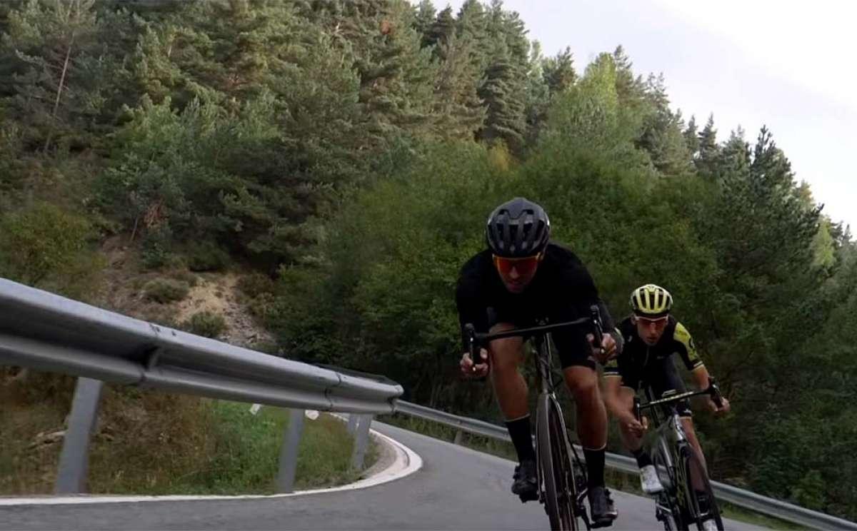 Escapada ciclista por La Cerdanya con Carlos Verona y Dani Juncadella