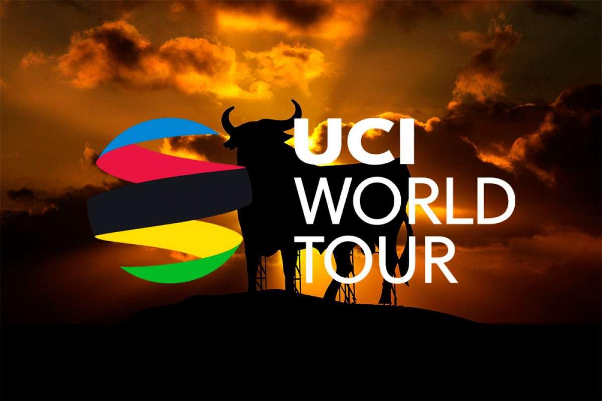 España, el destino invernal preferido por la mayoría de ciclistas profesionales según Strava