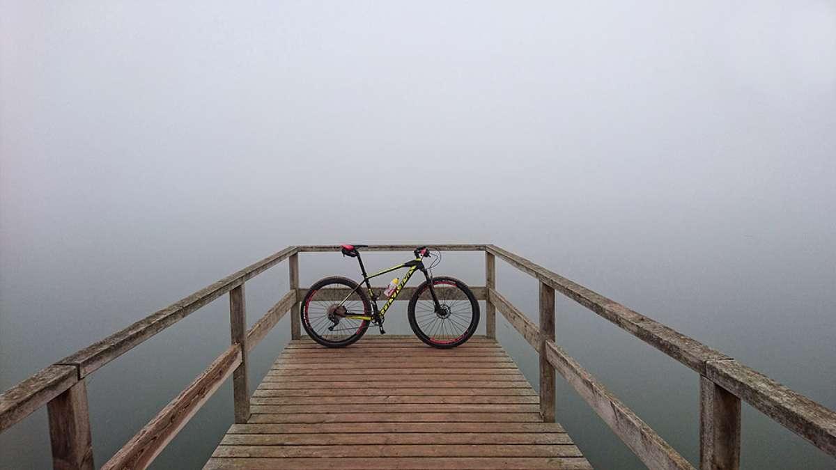 En TodoMountainBike: La foto del día en TodoMountainBike: 'La Niebla'