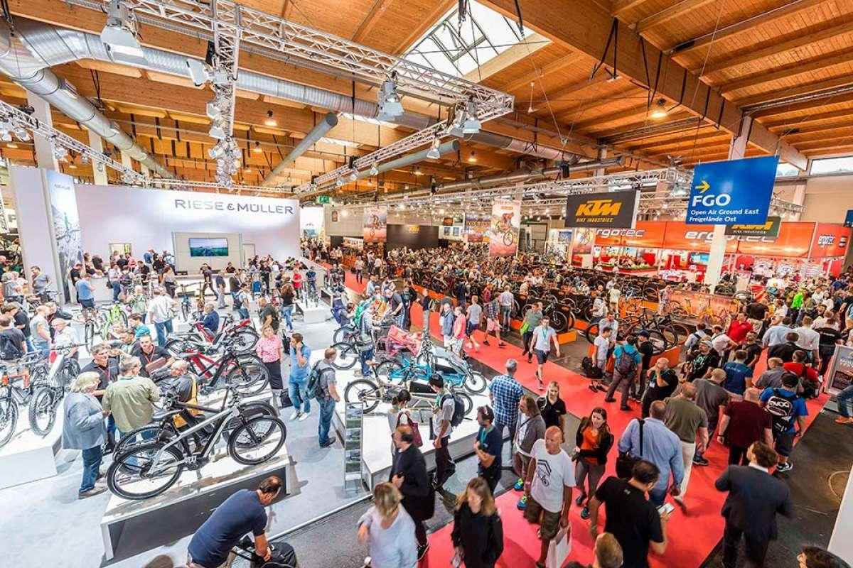 Eurobike 2019 ya tiene fechas: será en septiembre y tendrá un día abierto al público no profesional