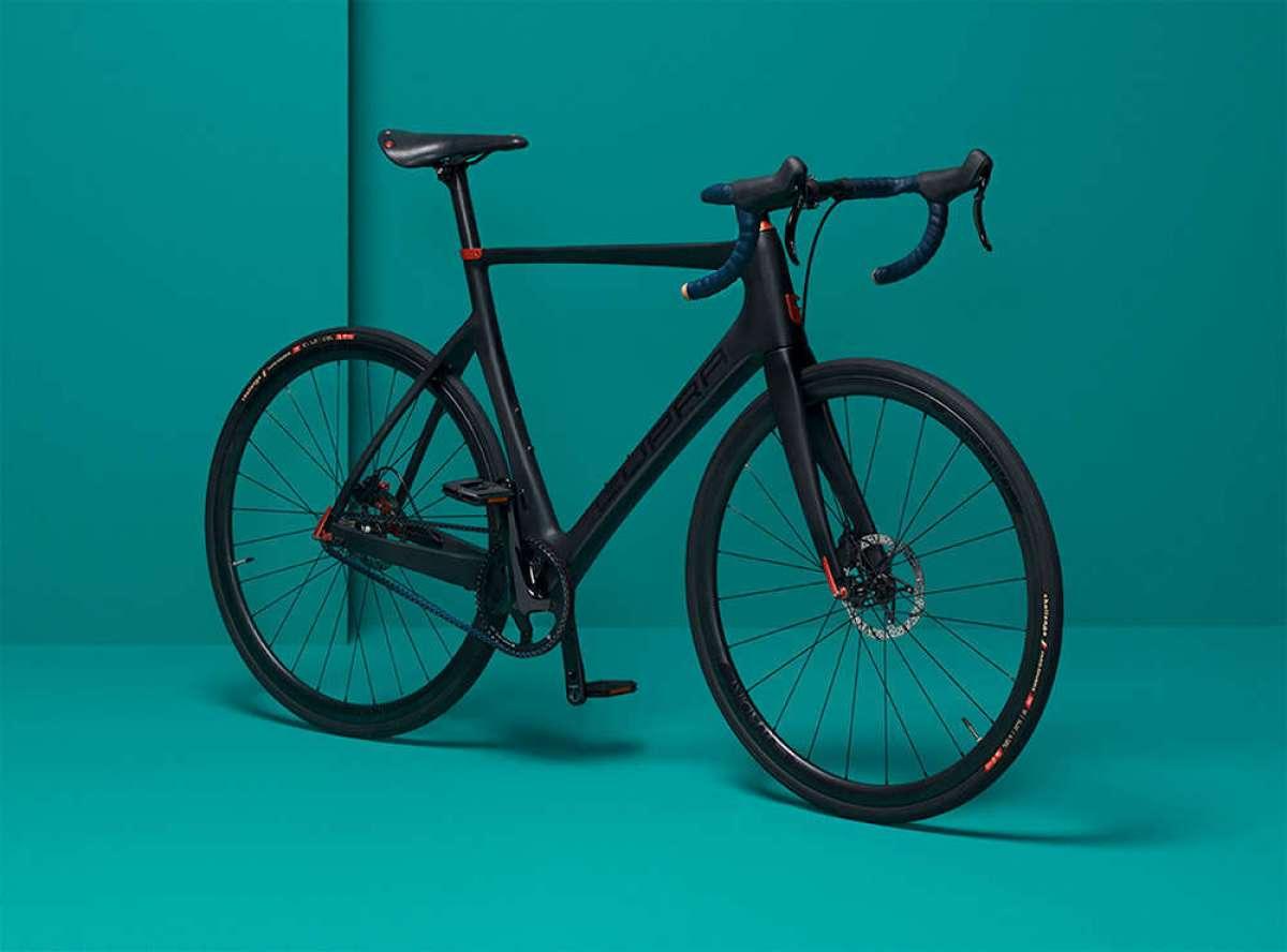 Fabike Cupra, una bicicleta de carácter urbano y ADN de competición