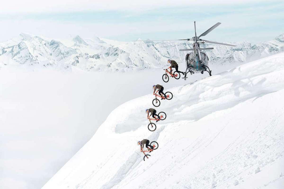 En TodoMountainBike: Fabio Wibmer en la más increíble sesión de Freeride sobre nieve vista hasta la fecha
