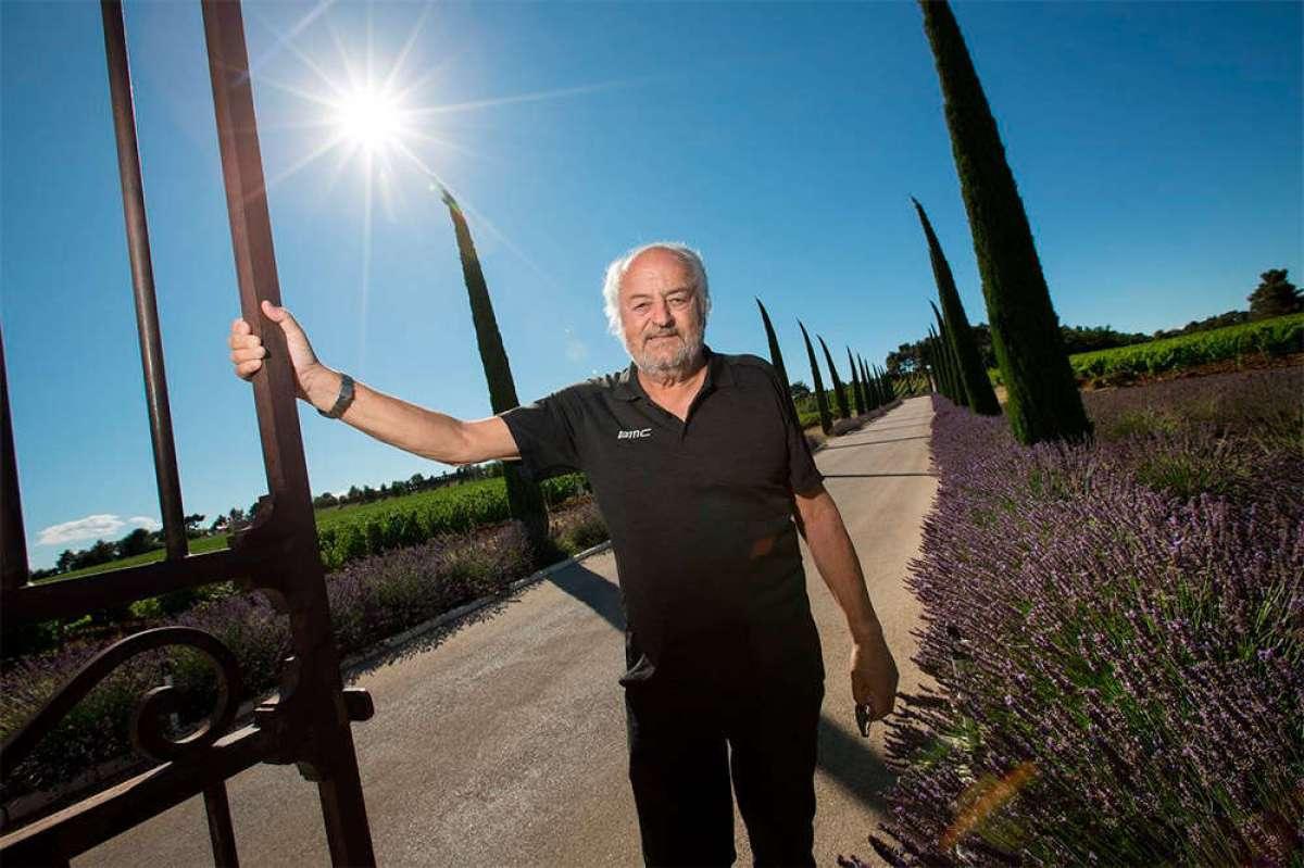 Andy Rihs, dueño de la marca de bicicletas BMC, fallece a los 75 años