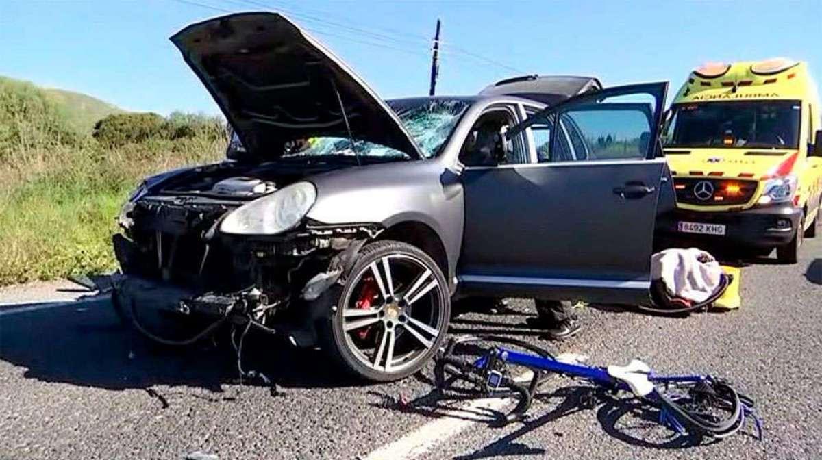 Fallece uno de los nueve ciclistas atropellados en Mallorca: la conductora, en libertad con cargos