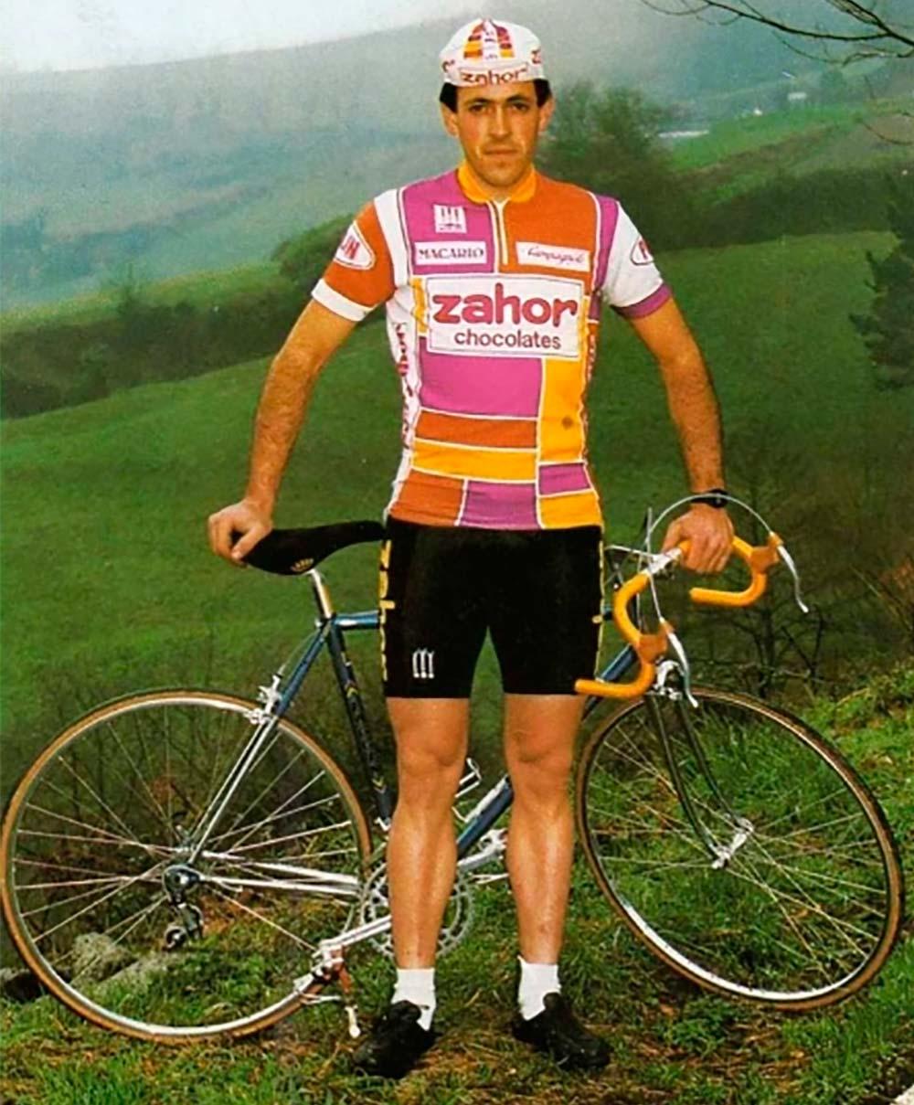 Fallece el ex-ciclista vasco Jon 'Tati' Egiarte, ganador de una etapa de La Vuelta en 1986