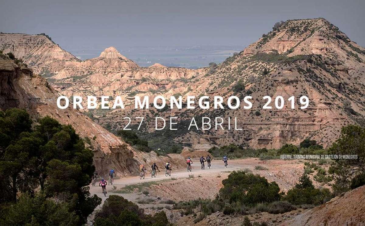 La Orbea Monegros 2019 ya tiene fecha y estrena novedades en el formato de inscripción