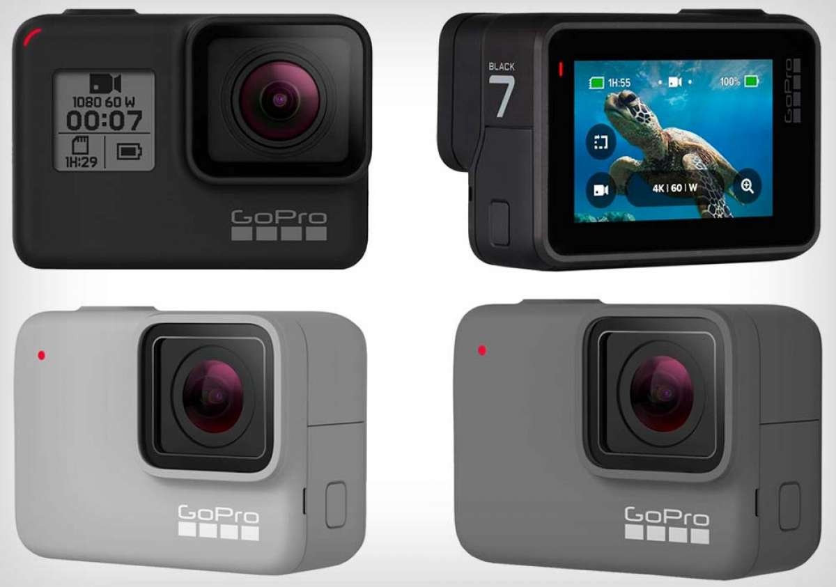En TodoMountainBike: La GoPro Hero 7 ya tiene fecha de presentación: el 20 de septiembre