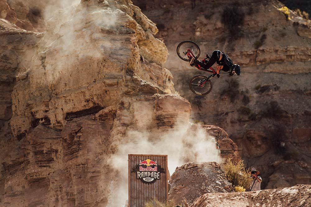 En TodoMountainBike: El Red Bull Rampage 2018 ya tiene fecha: el 26 de octubre en el desierto de Utah
