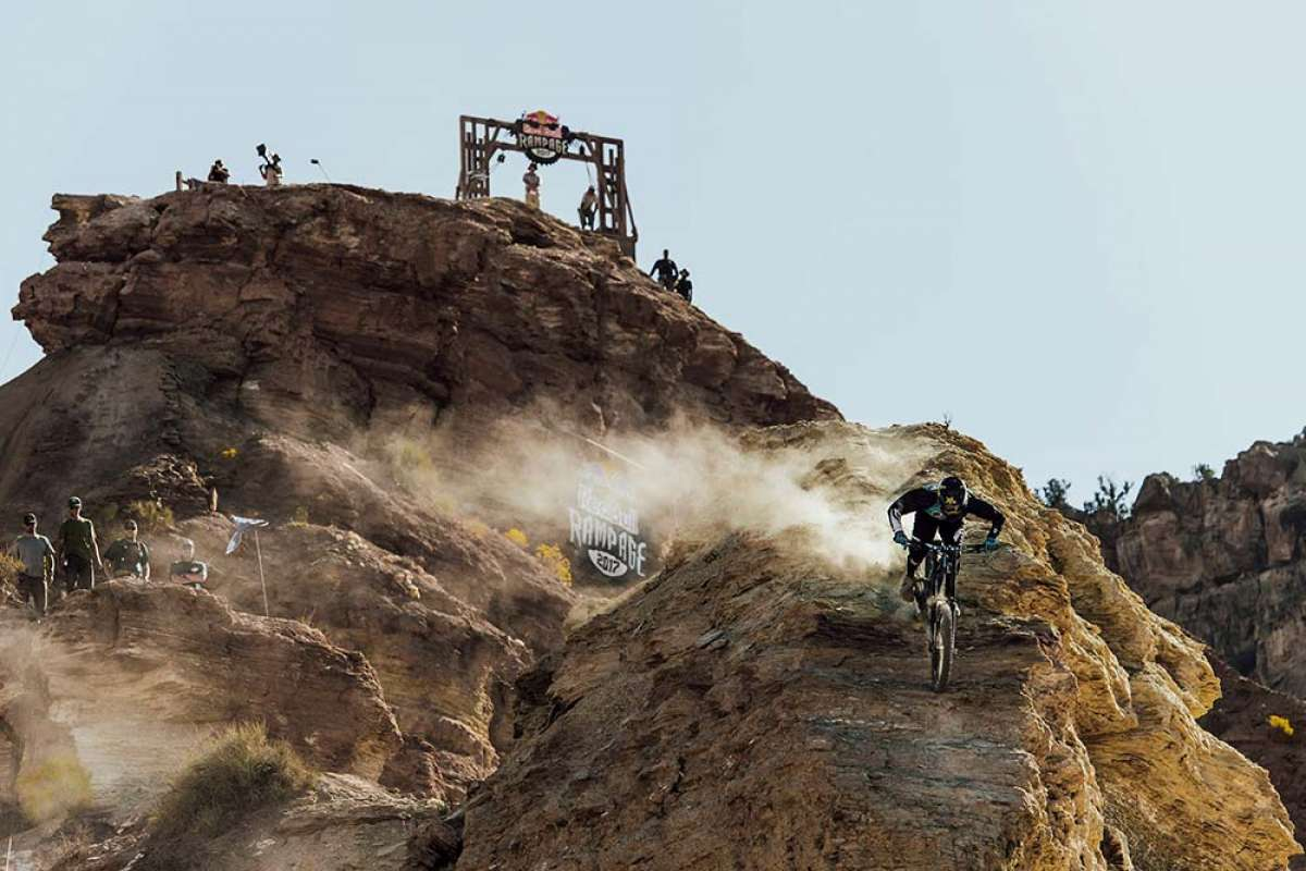 El Red Bull Rampage 2018 ya tiene fecha: el 26 de octubre en el desierto de Utah