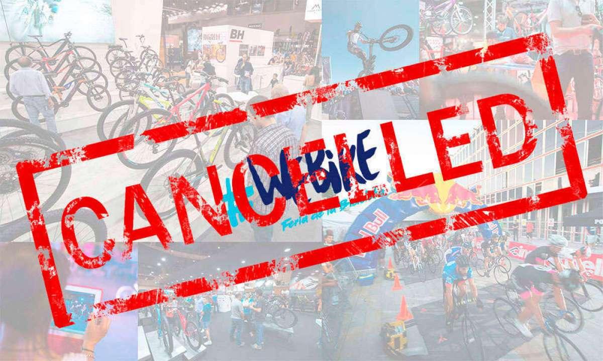 Webike, la sucesora de la feria Unibike, cancela su edición inaugural