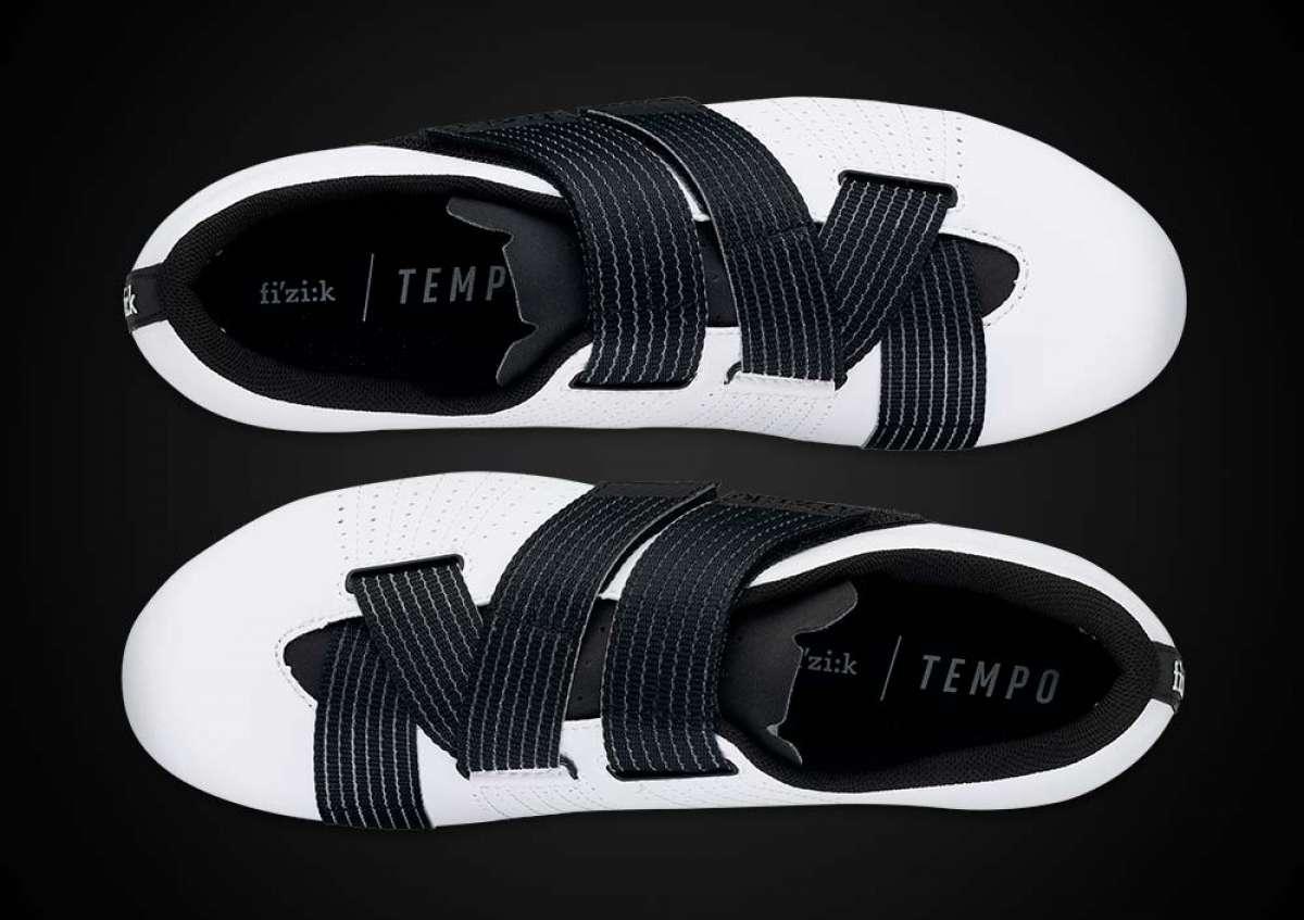 Fi'zi:k Tempo Powerstrap R5, un calzado de carretera que da una vuelta de tuerca a los cierres de velcro