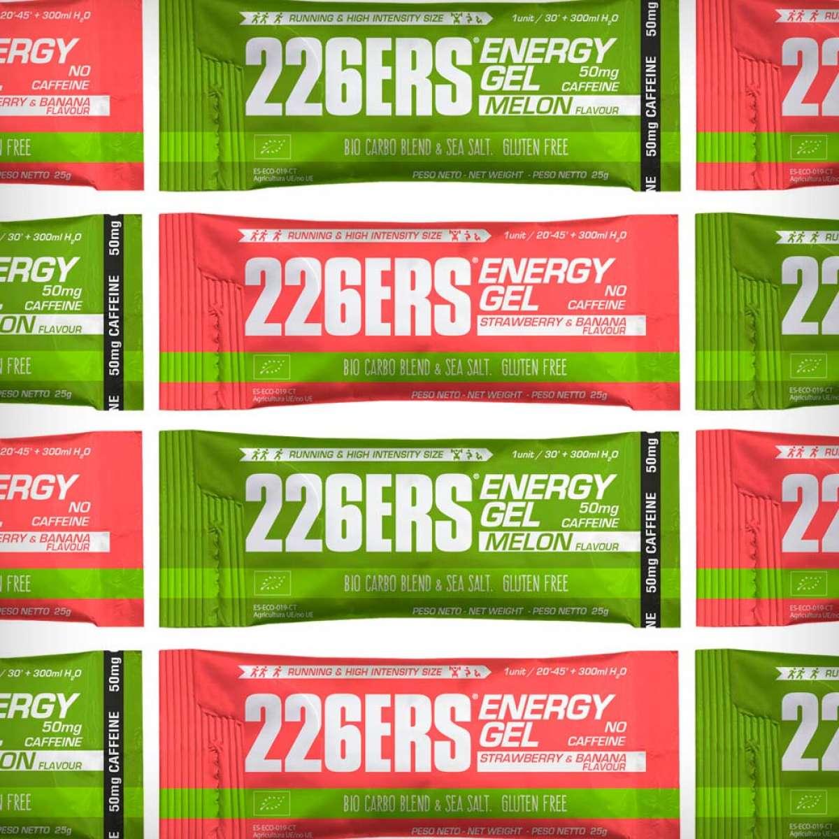 226ERS introduce un práctico formato stick de 25 gramos en su gama de geles