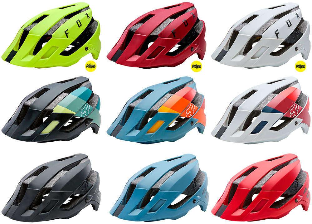 En TodoMountainBike: Renovación total para el FOX Flux, uno de los cascos de referencia en el mundo del Mountain Bike