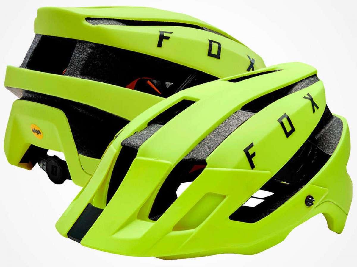 Renovación total para el FOX Flux, uno de los cascos de referencia en el mundo del Mountain Bike