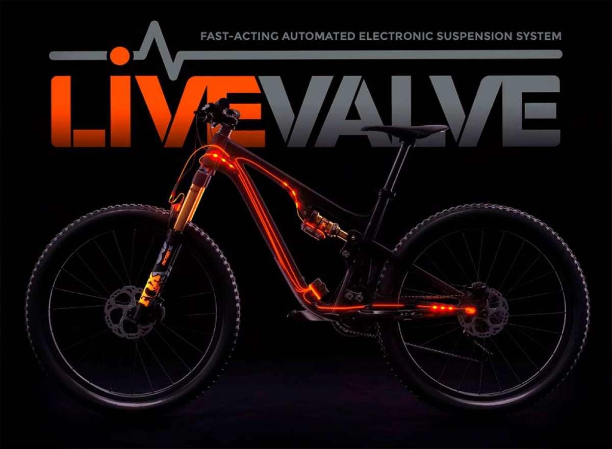 El sistema de suspensión inteligente FOX Live Valve ya está aquí: todo lo que hay que saber