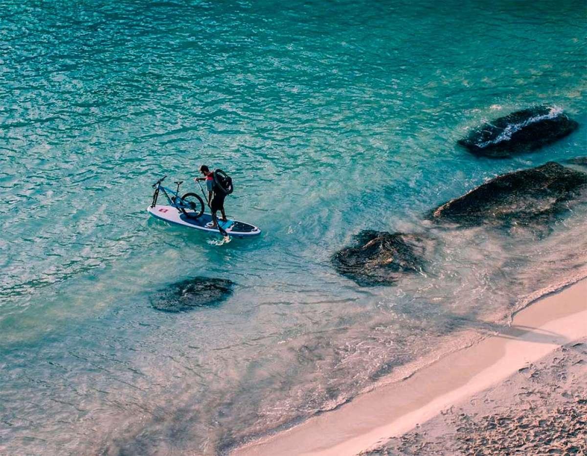 Descubriendo los mejores senderos de Mallorca con Amir Kabbani y su GT Force