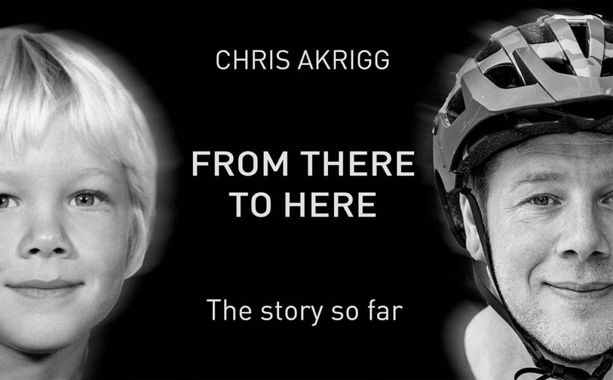 En TodoMountainBike: La historia de Chris Akrigg, uno de los mejores 'bikers' del mundo