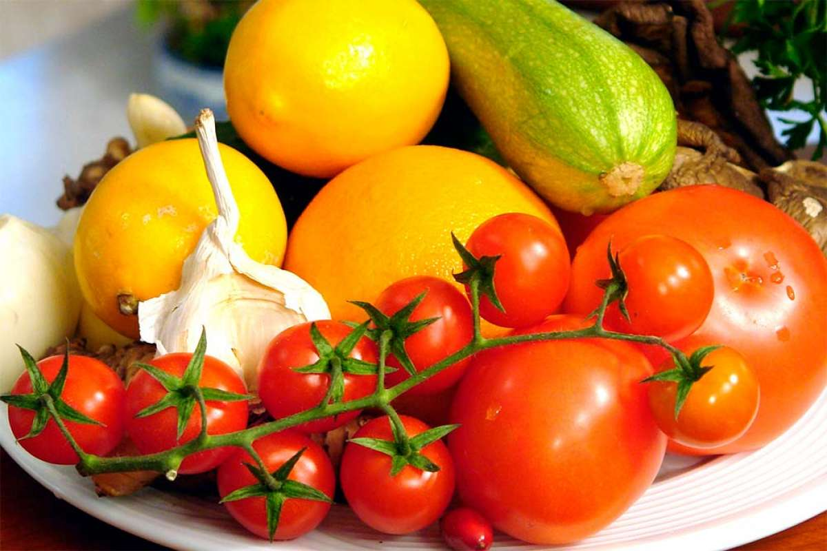 At TodoMountainBike: What to eat after the vacation excesses? Nothing better than seasonal fruits and vegetables