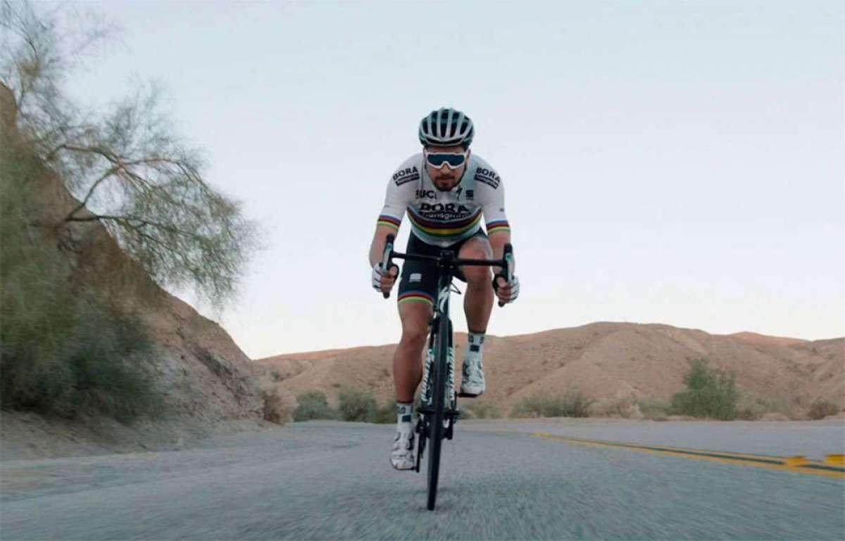 Las gafas 100% Speedtrap en acción... con Peter Sagan
