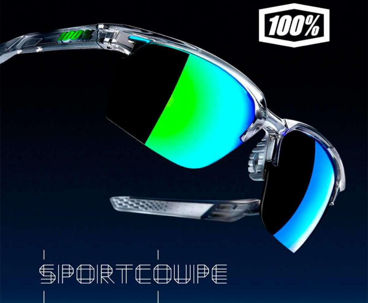 100% Sportcoupe, unas gafas todoterreno para cualquier actividad deportiva