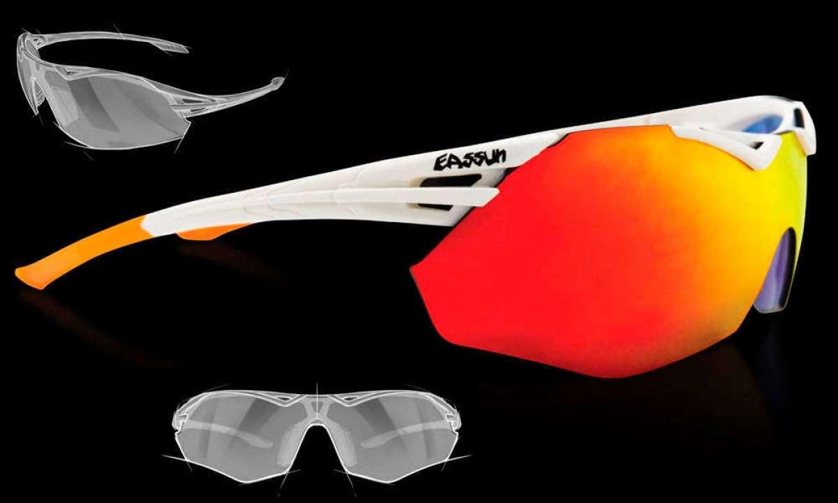 Eassun Avalon, unas gafas deportivas diseñadas para rostros de tamaño medio