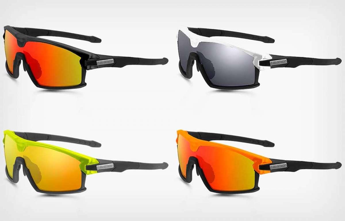 En TodoMountainBike: Limar F90, unas gafas de diseño semienvolvente y precio contenido