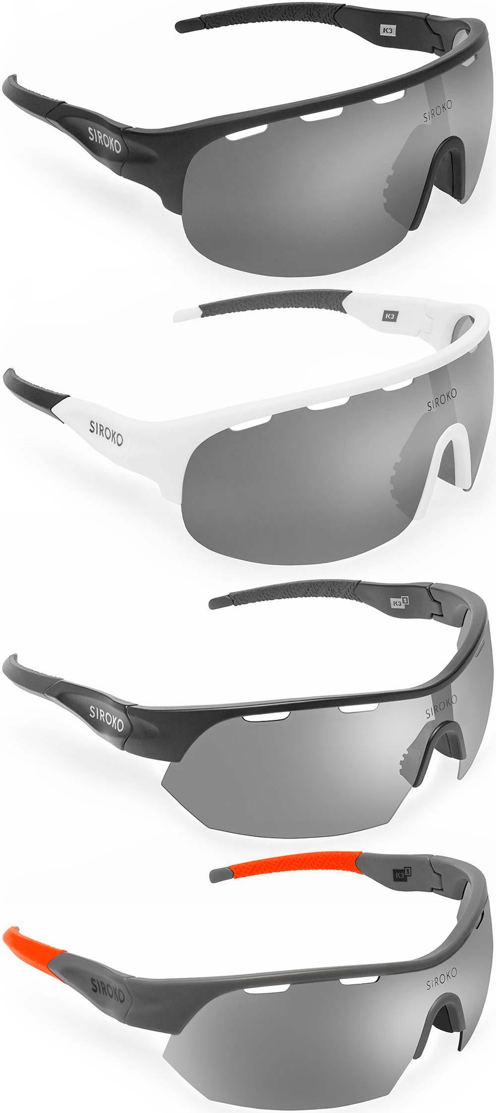 fotos oficiales c3a8e baea8 Siroko presenta unas gafas envolventes y fotocromáticas a un ...