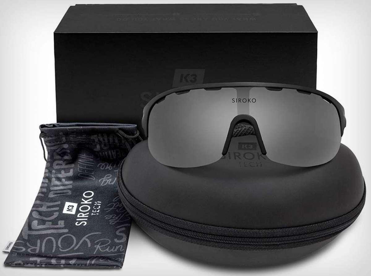 Siroko presenta unas gafas envolventes y fotocromáticas a un precio irresistible