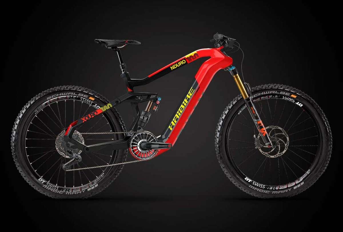 La evolución de las bicicletas eléctricas de montaña: llega la plataforma Haibike Flyon