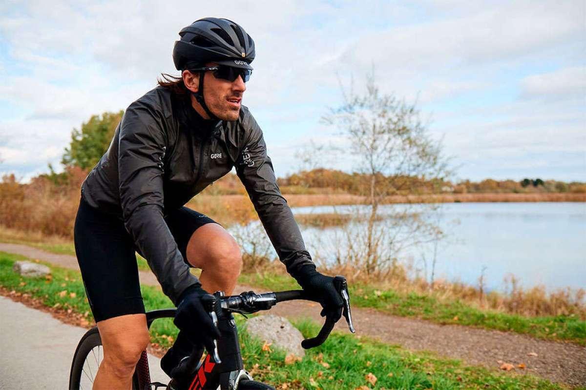 La gama de chaquetas Gore Shakedry se simplifica con los modelos C5 y C7 (Ciclismo) y R5 y R7 (Running)