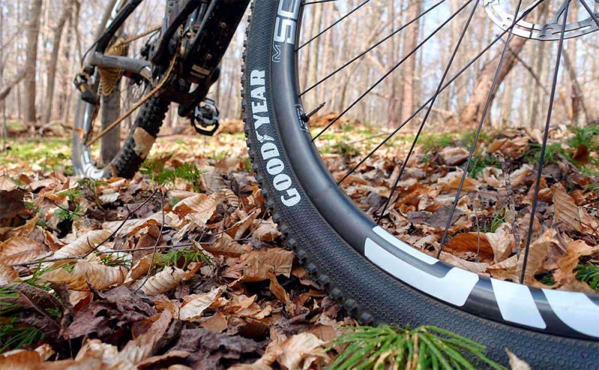 Goodyear regresa al mundo del ciclismo con una completa colección de neumáticos para Carretera, Gravel y MTB