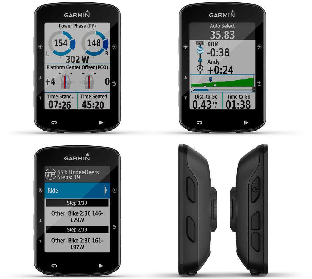 En TodoMountainBike: Garmin Edge 520 Plus, ahora con funciones de navegación avanzadas y mensajería entre ciclistas