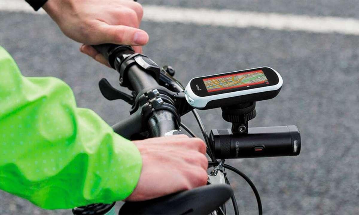 Garmin Edge Explore, un ciclocomputador diseñado para descubrir las rutas más frecuentadas por los ciclistas