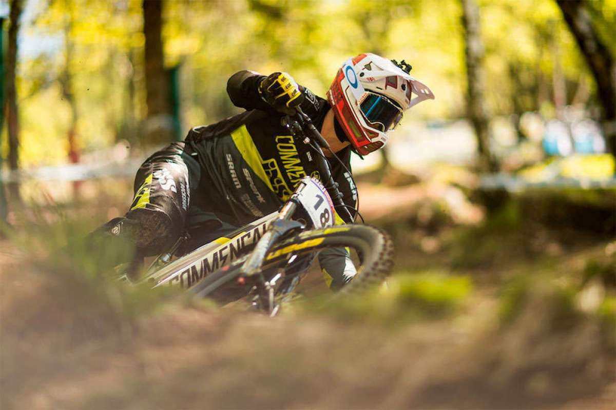 George Brannigan dice adiós al Commencal Vallnord DH Team