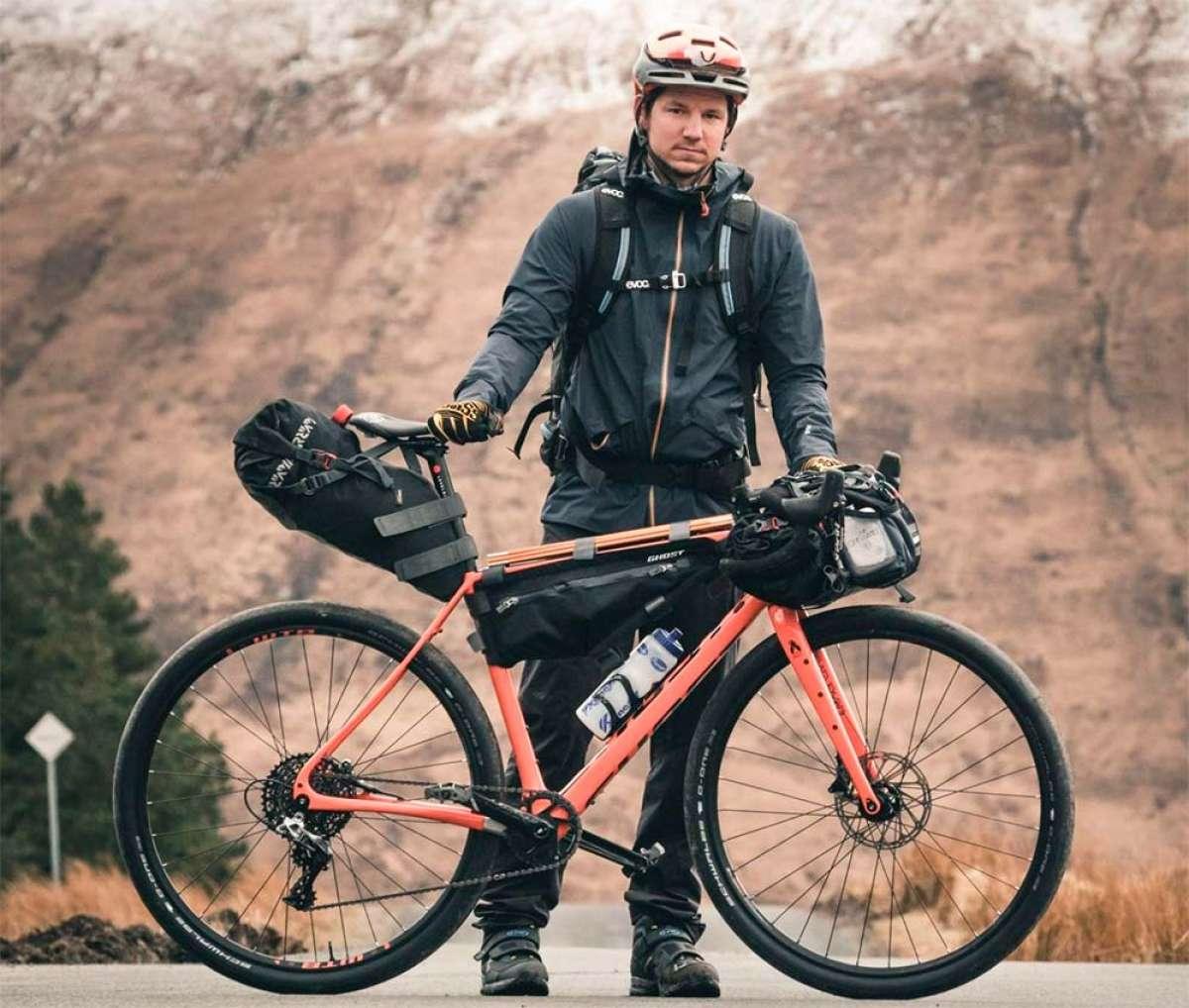Ghost Fire Road Rage, una bicicleta de Gravel con ruedas de 29 pulgadas para dominar las pistas más difíciles