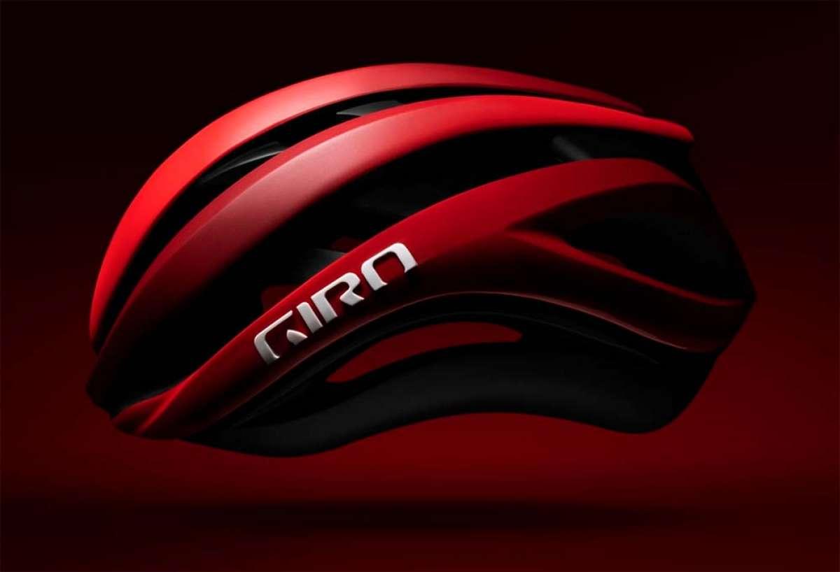 Giro Aether, el primer casco con tecnología MIPS Spherical para ciclistas de carretera y XC/Maratón
