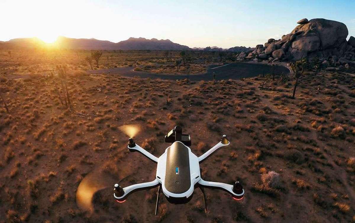 En TodoMountainBike: Adiós al dron Karma, reducción de plantilla, productos más económicos y posible venta de GoPro
