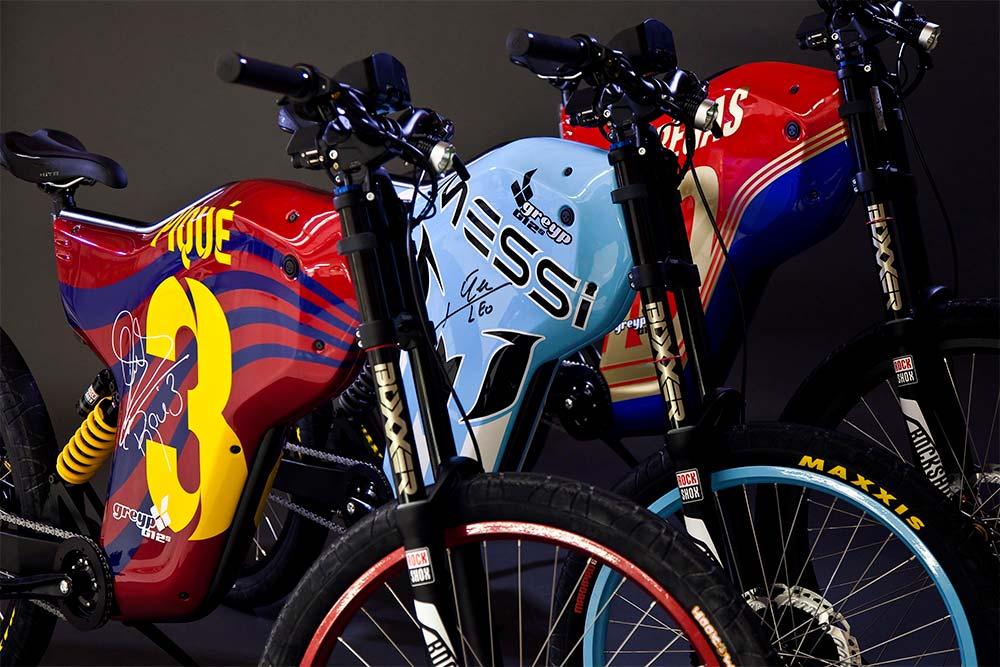 En TodoMountainBike: Así ha recuperado Greyp Bikes la bicicleta robada al ex-jugador del FC Barcelona Cesc Fàbregas