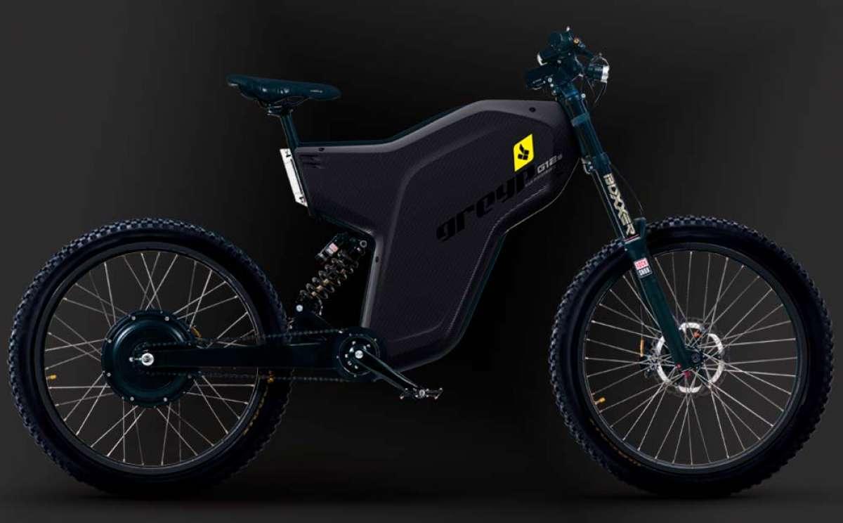 Greyp G12S, la potente 'bicicleta' eléctrica que utilizan Gerard Piqué y Leo Messi