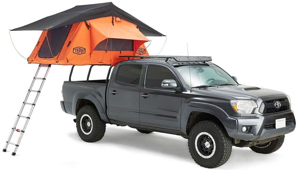 En TodoMountainBike: El Grupo Thule compra Tepui, marca líder en tiendas de campaña para montar en coches