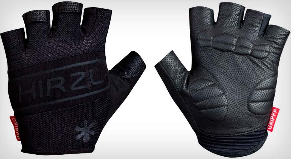 En TodoMountainBike: Hirzl actualiza los guantes Grippp Comfort, ahora en versión 'Full Black'