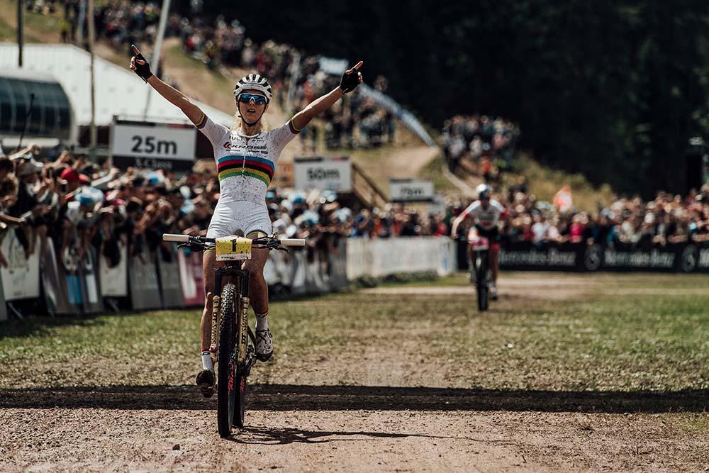 En TodoMountainBike: Arrancan los Campeonatos del Mundo de Mountain Bike 2018 en Lenzerheide