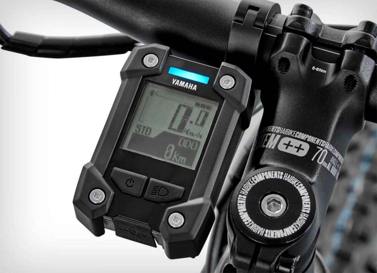 Haibike estrena en sus bicicletas de 2019 la avanzada batería Yamaha inTube de 500Wh