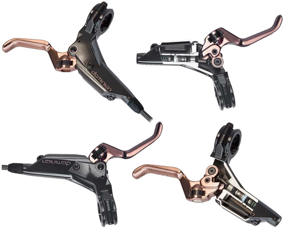 En TodoMountainBike: Hayes Dominion A4, unos frenos potentes de mantenimiento sencillo para bicicletas de Trail, Enduro, DH y eléctricas