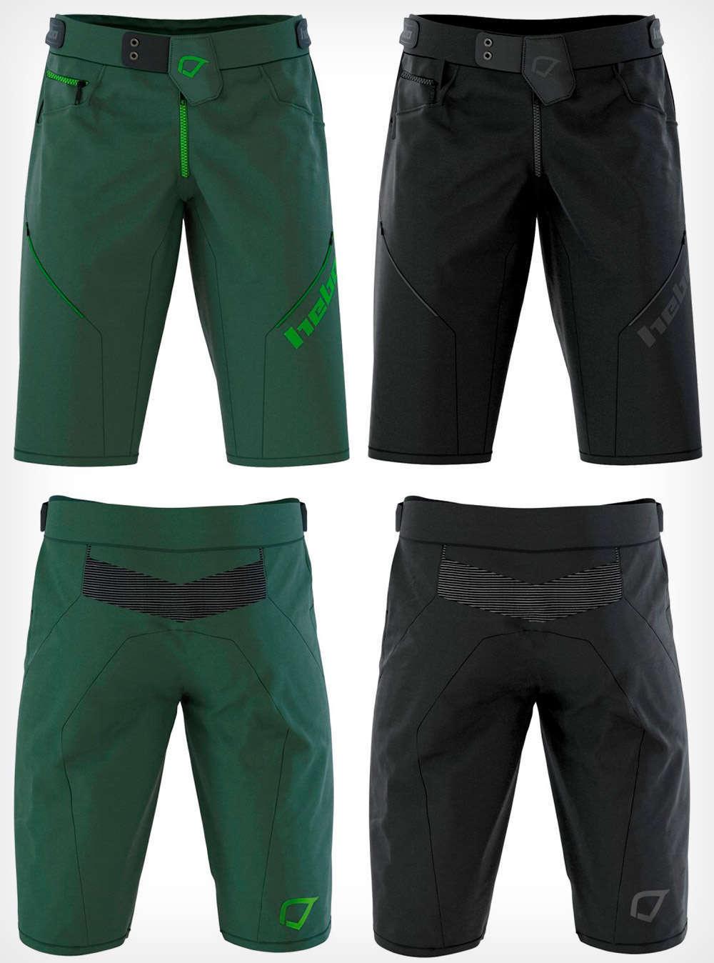 En TodoMountainBike: Hebo Level Series: camisetas y pantalones para llevar sobre la bicicleta y en el día a día