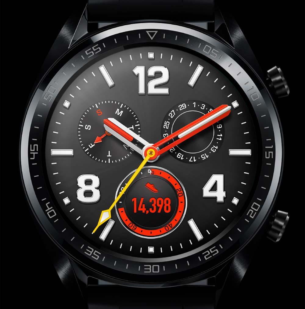 En TodoMountainBike: Huawei Watch GT, un 'smartwatch' de gran autonomía enfocado a deportistas