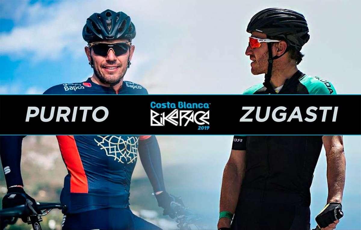 En TodoMountainBike: Ibon Zugasti y Joaquim 'Purito', embajadores de la Costa Blanca Bike Race 2019
