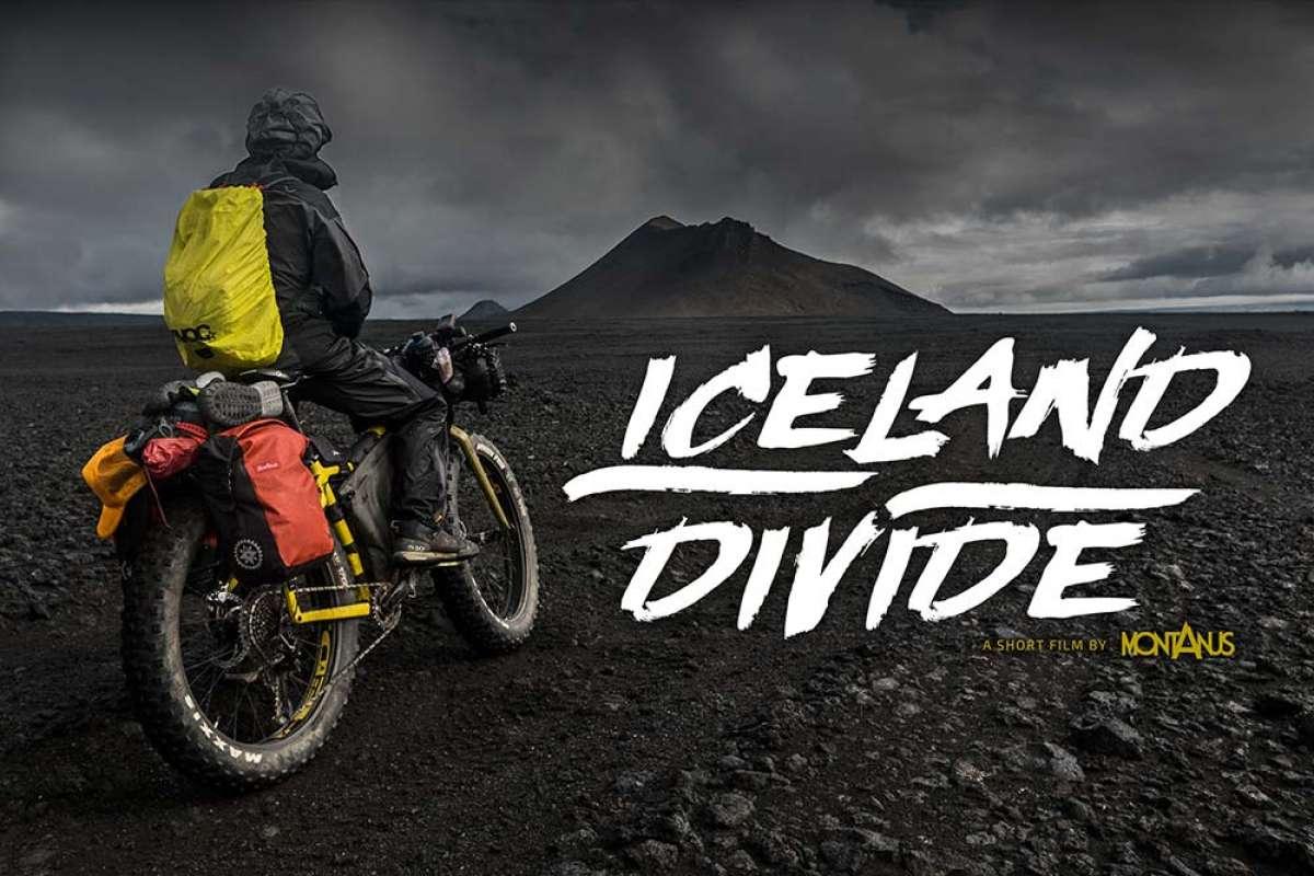 Iceland Divide, del norte al sur de Islandia en bicicleta soportando los ambientes más extremos del planeta